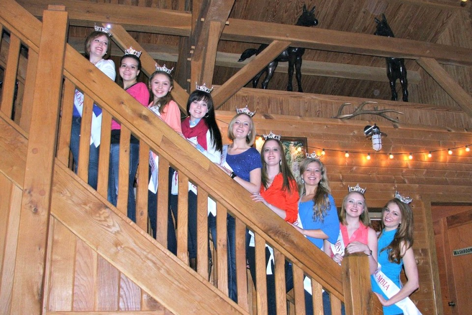 Miss Northeast Counties Scholarship Pageant