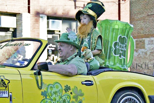 St. Patrick's Day Festival Parade