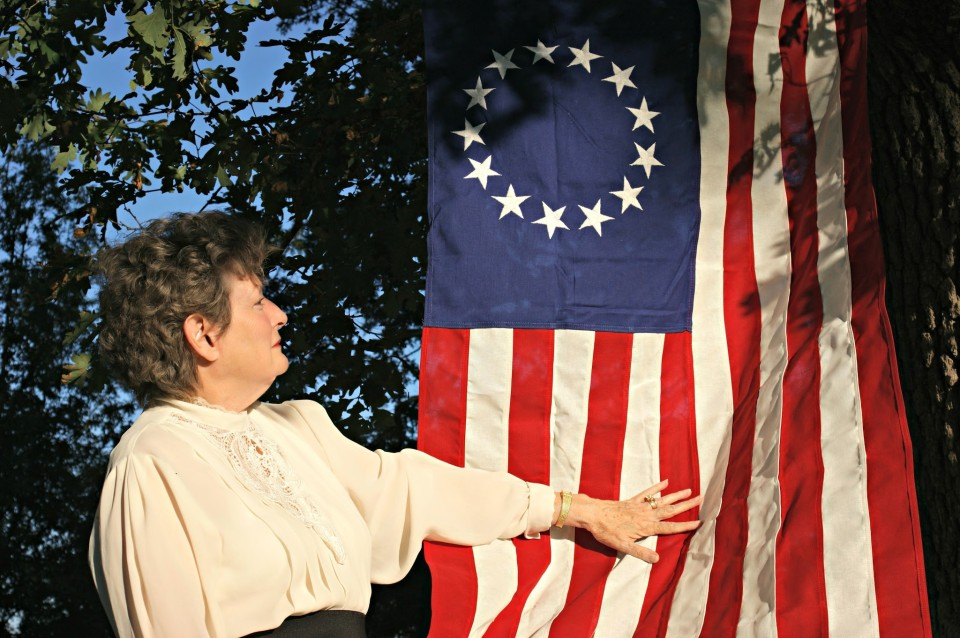 Flag, Fourth of July