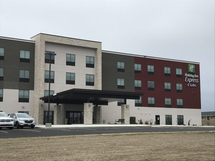 Holiday Inn Express & Suites - University Area
